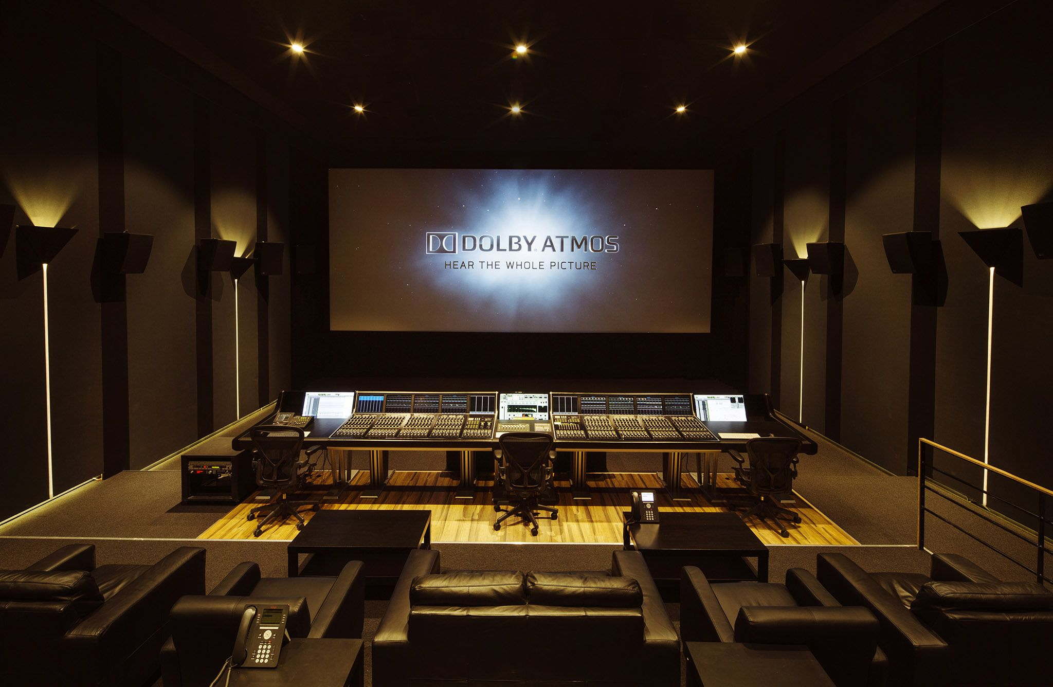 Dolby Atmos: Dubbing Stage/Theatre